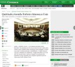 Quirinale,vicenda Forteto rimessa a Csm - Cronaca - ANSA.it