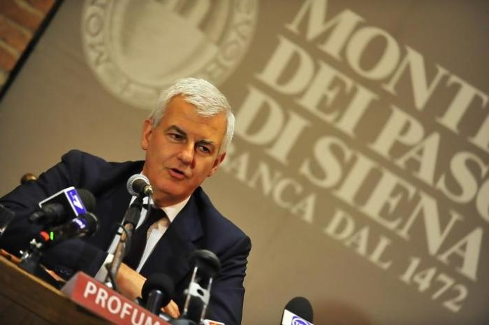 Alessandro Profumo Mps