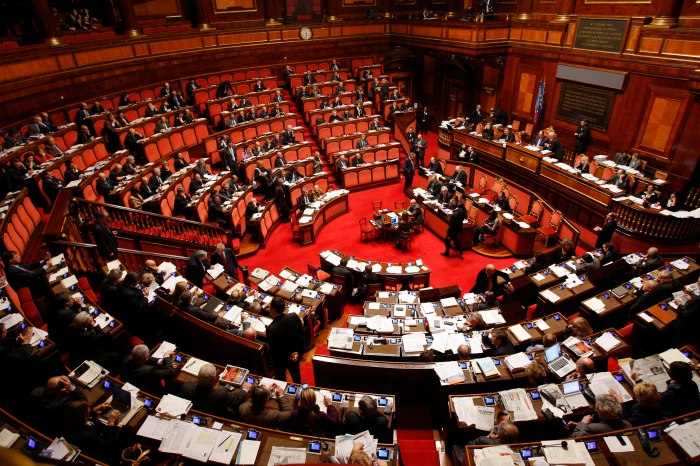 Senato, Palazzo Madama