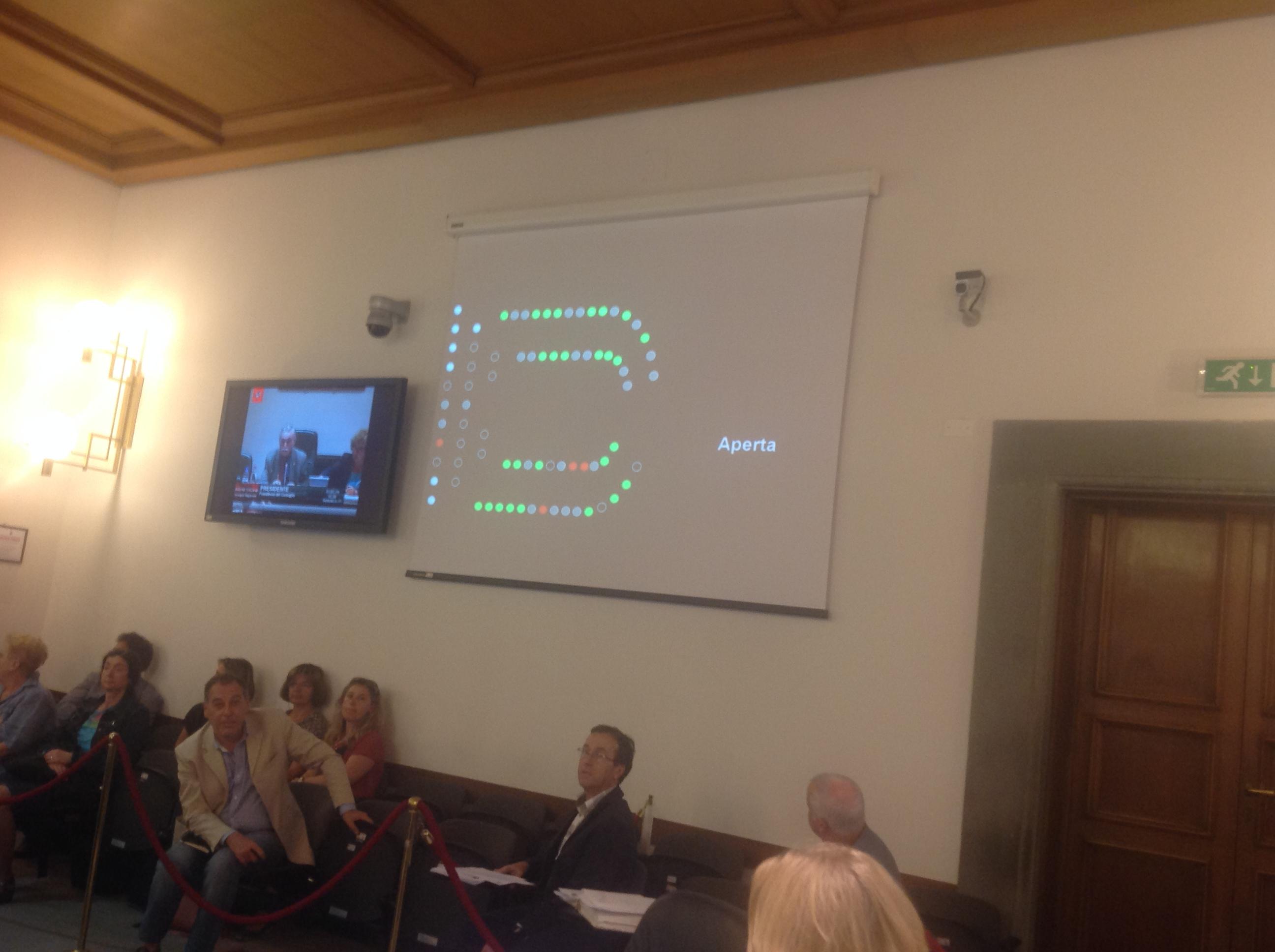votazione legge separazione bancaria