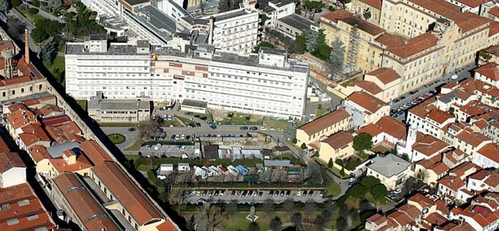 l'ex Ospedale di Prato Misericordia e Dolce
