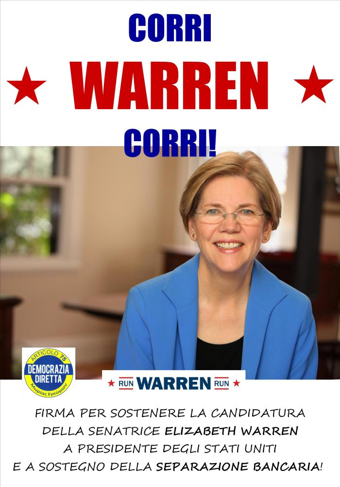 Manifesto Warren