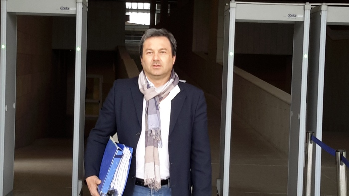 Gabriele Chiurli candidato alla presidenza della Regione Toscana
